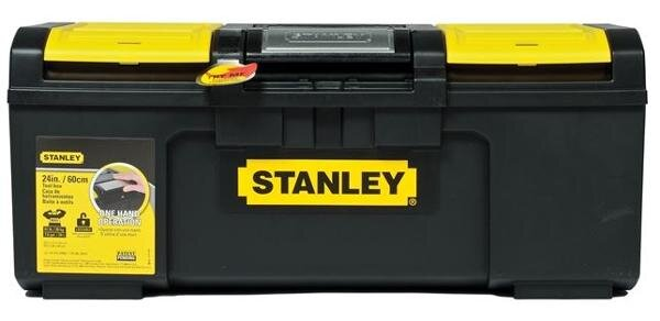 "Ящик для инструмента  STANLEY  ""Basic Toolbox""  1-79-218, 24"""